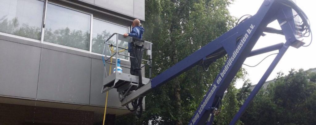 Schoonmaakbedrijf VVE - De Jong Schoonmaak en Bedrijfsdiensten